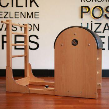 21 Way Pilates Ladder Barrel