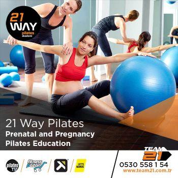Prenatal and Pregnancy Pilates Education (Hamile Pilates)