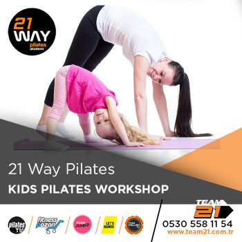 Kids Pilates Workshop